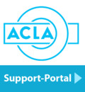 Enter our ACLA Support Portal